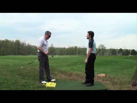 Lesson 7 with Peter Waiting for it! ; #1 Most Popular Golf Teacher on You Tube Shawn Clement