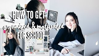Hey my loves! In todays video i will be showing y'all some tips that help me and that will hopfully help you too, to get organized and motivated for school! Let me know what other videos you would like me to film (Spring videos???) I love you guys soso much xoxo, BreePRINTABLES: http://theorganisedstudent.tumblr.com/printables♡Last Video♡https://www.youtube.com/watch?v=_wSbjif8Z3wOPEN THIS FOR MORE BREE ♡⋯⋯⋯⋯⋯⋯⋯⋯⋯⋯⋯⋯⋯⋯⋯⋯⋯⋯⋯⋯⋯⋯⋯⋯⋯⋯⋯⋯⋯⋯⋯♡Twitter➜ https://twitter.com/ThatsBreexo♡Instagram➜ thatsbreexo♡Vlog Channel➜https://www.youtube.com/user/heyitsbreebree♡Tumblr➜http://www.tumblr.com/blog/thatsbreexo♡Snapchat➜ Thatsbreexo♡Spotify➜https://open.spotify.com/user/thatsbreexo⤖ FAQS⤖ ➝ Nickname : Breezy or Bree➝ Camera : Canon EOS Rebel T5➝ Editor : Final Cut Pro X or IMovieCheck out Nicolai Heidlas on Soundcloud! https://soundcloud.com/nicolai-heidlas ***i don't own any of this music****