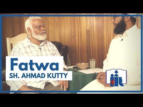 Fatwa with Sh. Ahmad Kutty #2