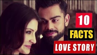 Video 10 Facts You Didn't Know about Virat Anushka Love Story MP3, 3GP, MP4, WEBM, AVI, FLV Mei 2018