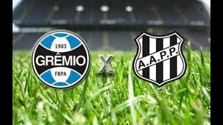 Grêmio 3 x 1 Ponte Preta - Melhores Momentos(COMPLETO) - Brasileirão 16/07/17 2º Gol de Barrios, Grêmio 3 x 1 Ponte Preta...
