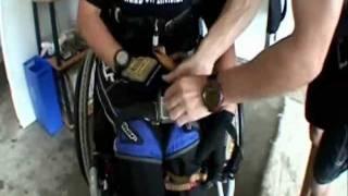 Adaptive Sky diving