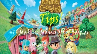 how to get a lot of bells fast in animal crossing city folk