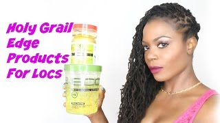 Holy Grail Edge Products for Locs/Jungle Barbie