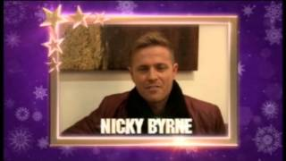 Nicky Byrne Happy Christmas Sky 1 Christmas Presents