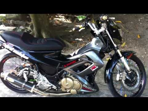 Modified suzuki raider r 150