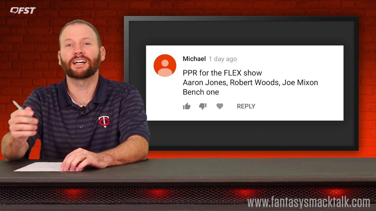 The Flex – 2018 Fantasy Football Week 13 thumbnail