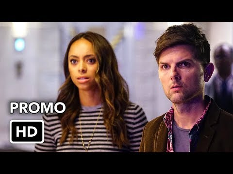 """Ghosted 1x04 Promo """"Lockdown"""" (HD) Halloween Episode"""