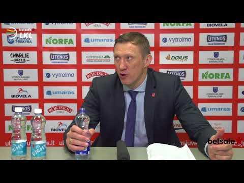 """""""Betsafe–LKL"""" rungtynių komentarai: """"Juventus"""" - """"Pieno žvaigždės"""" [2018-04-15]"""