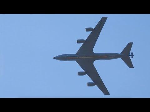 USAF McDonnell Douglas KC-10A Extender...