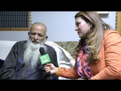 Maulana Abdul Sattar Edhi special interview on TV786 (видео)