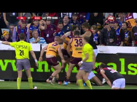 Round 8 AFL – Brisbane Lions v Essendon Highlights