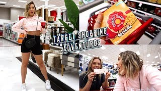 target shopping adventures + makeup monday by Alisha Marie Vlogs