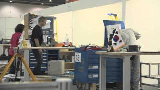 WorldSkills London 2011 - Electrical Installations