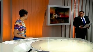 NITV News - Montage [9.01.14]: With Natalie Ahmat (News and Weather) and Kris Flanders (Sport).