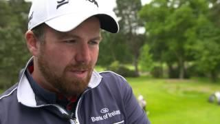 Intervista a Shane Lowry