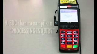 Pembayaran PLN Pasca Bayar Mini ATM Bukopin