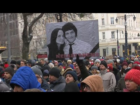 Slowakei: Urteil im Mordfall Kuciak - 15 Jahre Haft für Kronzeugen