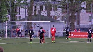 12.04.2017 Oberliga Rheinland Pfalz/Saar 27.Spieltag.