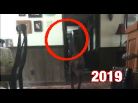 Top 10 Ghosts Caught On Camera 2019