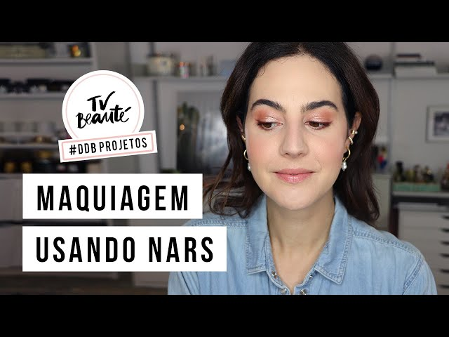 Maquiagem Especial Usando NARS - TV Beauté | Vic Ceridono - Victoria Ceridono