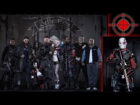 First Look At SUICIDE SQUAD – AMC Movie News