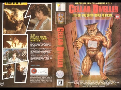 Cellar Dweller(1988) Movie Review