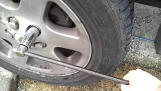 Range Rover P38 (P38a) Viscous Coupling (VCU) Test