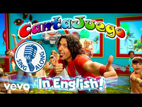 CantaJuego - Chuchuwa (Official English Sing-Along Version)