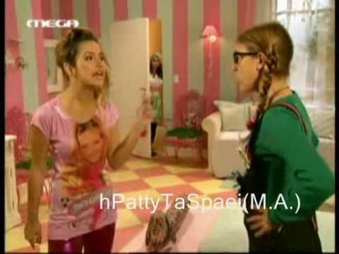 πατι - H Antonella Xemaliazei Mia Pseftiki Fan Giati Tis Ekopse Mia Toufa Apo Ta Malia Tis: Tha Vlastimiseis Tin Ora & Tin Stigmi...!!! Playlist: http://www.youtube...