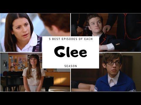 5 Best Glee episodes of each season