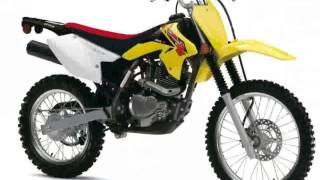 2. 2014 Suzuki DR-Z 125 - Walkaround and Features