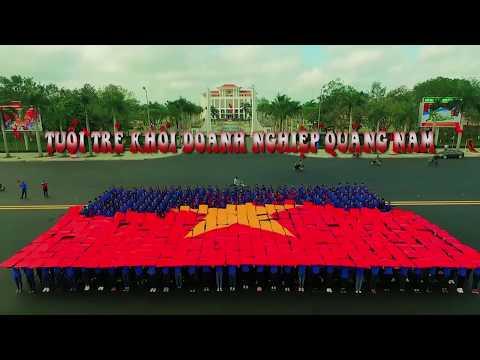 Phóng sự tổng kết năm 2017- Đoàn khối Doanh nghiệp tỉnh Quảng Nam