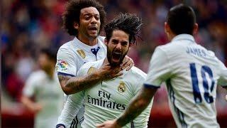 Video Sporting Gijon 2-3 Real Madrid | Goals | COPE | 2017 MP3, 3GP, MP4, WEBM, AVI, FLV Oktober 2017