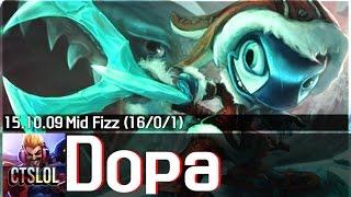Fizz trong tay Dopa và những pha Highlight 'cân' cả team địch