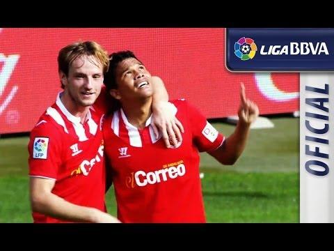Edición limitada: RCD Espanyol (1-3) Sevilla FC - HD (видео)