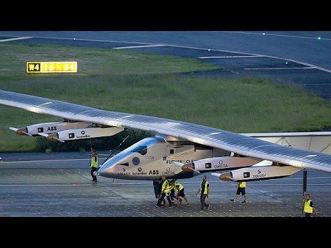 Καθηλωμένο το Solar Impulse εξαιτίας βλάβης στις μπαταρίες