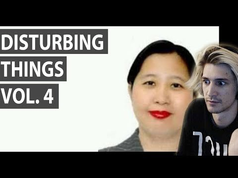 xQc Reacts to Disturbing Things from Around the Internet [Vol. 4] with Chat!   xQcOW