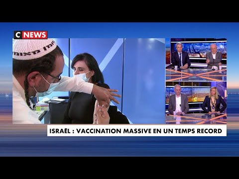 Coronavirus : Vaccination massive en un temps record en Israël