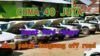 Download Video Viral Cuma 40jt dapat ford ranger langsung siap off road WONG. MP3 3GP MP4