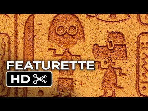 Mr. Peabody & Sherman Featurette - History's Greatest Mystery (2014) - Animated Movie HD