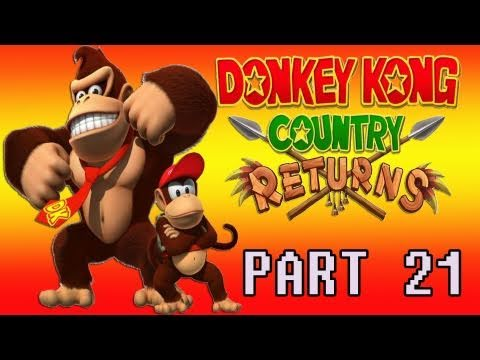 preview-Gaming with the Kwings - Donkey Kong Country Returns part 21 (Kwings)