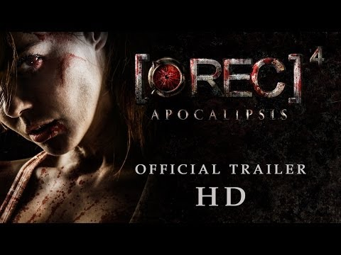 Official Trailer - http://facebook.com/RECfilmax http://twitter.com/_RecOficial http://rec4apocalipsis.com First trailer of [REC]4 APOCALYPSE, directed by Jaume Balagueró, starred by Manuela Velasco and produced...