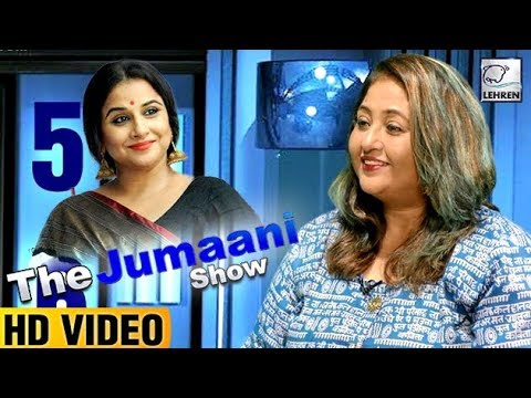 Swetta Jumaani Predicts Vidya Balan's Luck In 2018