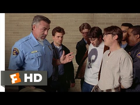 Mallrats (6/9) Movie CLIP - Escaping Team LaFours (1995) HD
