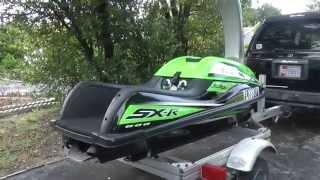 2. Mint 2010 sxr800 Kawasaki Jet Ski Sxr 800 PWC