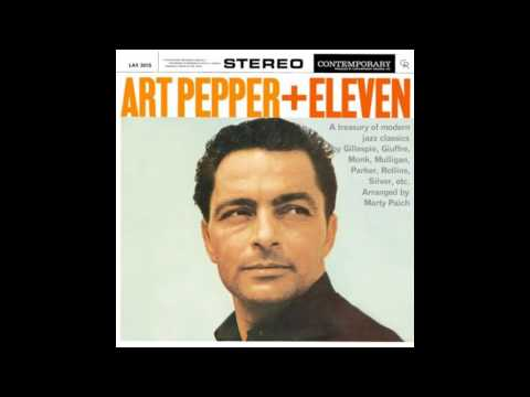 Art Pepper – Opus de Funk