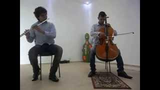 Flauta E Cello CCB Hino 260 Hinario 5