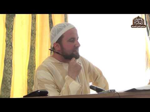 Menschenbild im Islam - Frankfurt Seminar 2012 - Dr. Mahmud Kellner