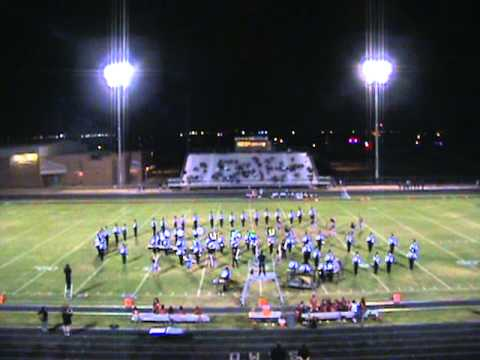 AFHS Band Of Owls 09-16-11
